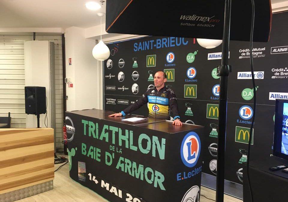 DA Propreté Services parraine le triathlon