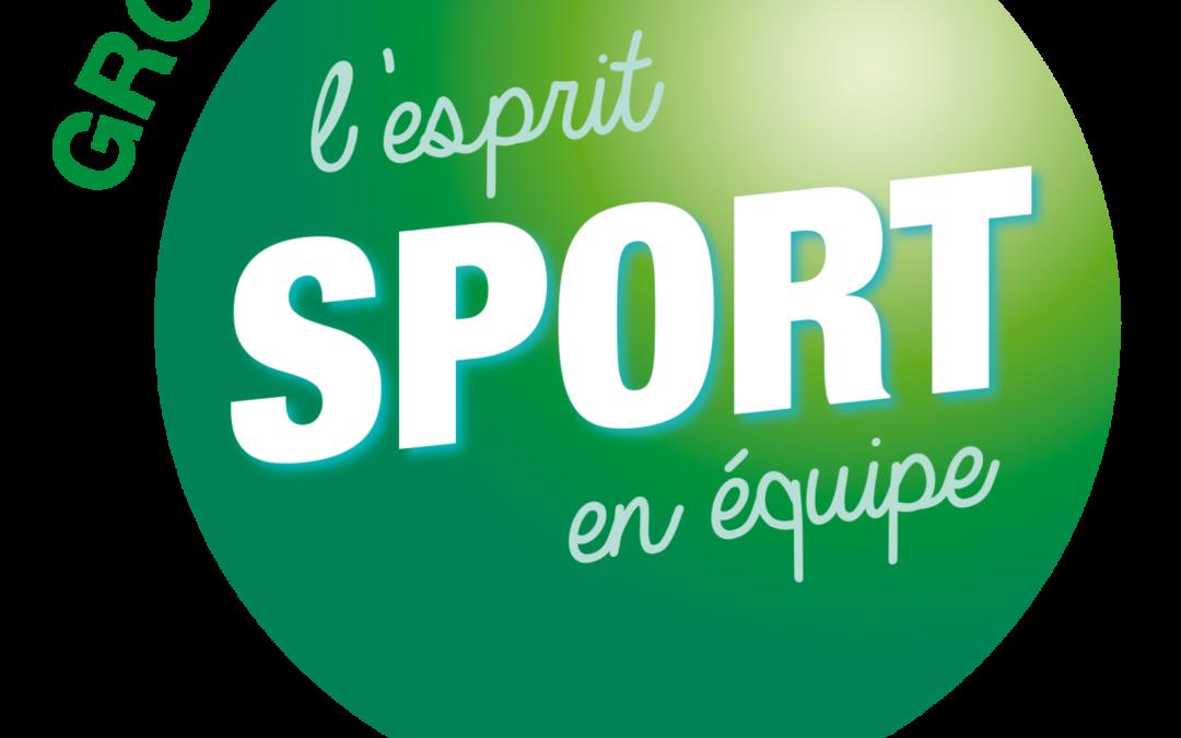 Le Groupe Vert se met au sport !
