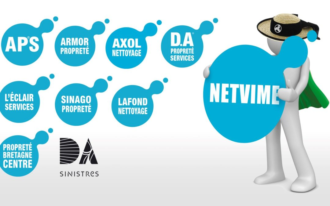 10 ans, 10ème agence avec l'arrivée de Netvime